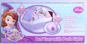 Disney Sofia the First Bed Tent with Push Light