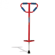 Medium Jumparoo Boing! Pogo Stick by Air Kicks (For Kids 20-39kg), RED