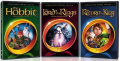 The Lord of the Rings/The Hobbit/The Return of the King [Region 1]