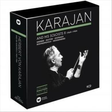 Karajan and His Soloists, Vol. 2 (1969-1984)
