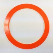 Play B-Side Juggling Rings (1) Orange / White