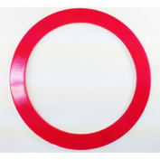 Play B-Side Juggling Rings (1) Red / White