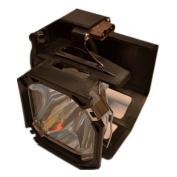 UNISHINE 915P043010 Replacement Lamp with Housing for Mitsubishi TVs