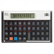 HP F2231AA - 12c Platinum Financial Calculator, 10-Digit LCD