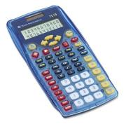 Texas Instruments TI15 TI-15 Explorer Calculator, 10-Digit Display