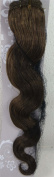 46cm Colour:ash Brown (#8) Body Wave Brazilian Virgin Remy Hair Wefts - 100% Raw Virgin Human Hair Weave