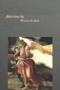 Selections by Frances La Sales