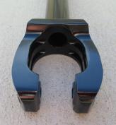DIS310 Threadless Scooter Fork Black