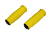 NEW REPLACEMENT Handle Grips for RAZOR SCOOTER YELLOW