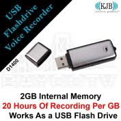 USB Keychain Digital Voice Recorder