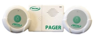 Smart Caregiver 2-Button Pager System