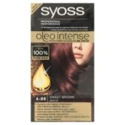 Syoss Oleo Intense Hair Permanent Intensive Oil Colour No.4-86 Sweet Brown