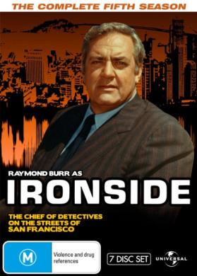 Ironside: Season 5 (Fatpack)