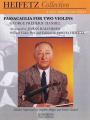 Passacaglia for Two Violins