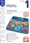 11+ Maths Year 3/4 Testbook 1
