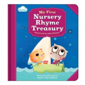 My First Nursery Rhyme Treasury [Board book]