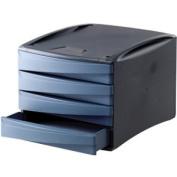 G2DESK Desktop Drawers - Blue