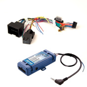 PAC RP4-GM11 Radiopro4 Stereo Replacement Interface with Steering Wheel Controls for Select GM Vehicles