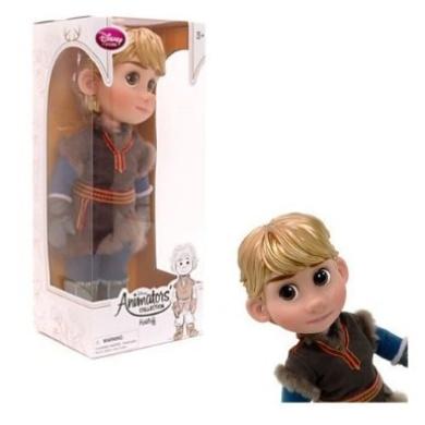 Disney Frozen 40cm Kristoff Animator Collectors Doll