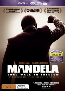 Mandela: Long Walk to Freedom (DVD/UV)