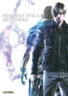 Resident Evil 6 Artworks: Artworks