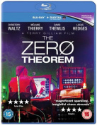 The Zero Theorem [Region B] [Blu-ray]