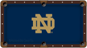 Notre Dame Pool Table Cloth