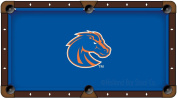 Boise State Pool Table Cloth