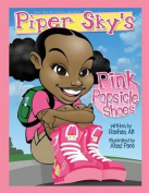 Piper Sky's Pink Popsicle Shoes