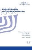 Platonic Realism and Talmudic Reasoning [HEB]