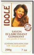 Idole Soap - Exfoliating 210ml