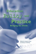 Education Policy and Practice