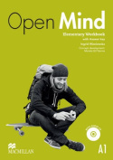 Open Mind British Edition Elementary Level Workbook with Key & CD Pack