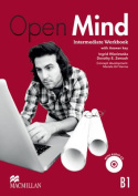 Open Mind Intermediate Workbook with Key & CD Pack