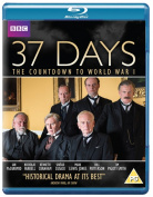 37 Days - The Countdown to World War I [Region B] [Blu-ray]