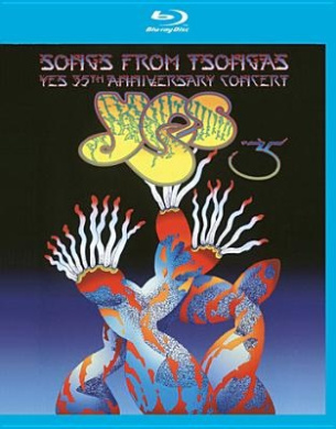 Songs From Tsongas: The 35th Anniversary Concert (Music Blu-ray)