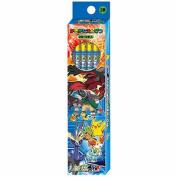 Pokémon XY Pencils 2B Pack of 12pcs [Japan Import]