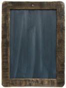 Framed Blackboard - 33cm - 1.9cm Primitive Country Rustic Chalkboard Messageboard Wall Decor