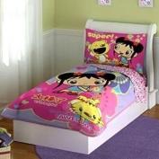 Ni Hao Kai Lan Toddler Bedding Set
