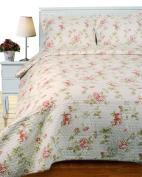 Textile Plus 100-Percent Cotton Quilt Set