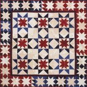 Star Celebration Quilt Pattern by Alex Anderson