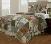 Be-You-Tiful Home Naomi Quilt Set, Twin