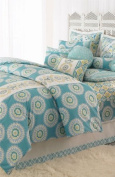 Dena Home Quilt Blue Dove-Twin