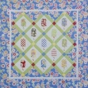 Popsicle Treat (Oh Sew Charming!) Quilt Pattern By Alex Anderson