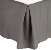 Lamma Loe's Solid Tailored Bed Skirt/Dust Ruffle