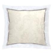 Veratex V-Era Pillow Sham, Euro, Ivory