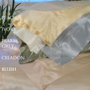 Empress Silk Charmeuse Duvet Cover and Pillow Sham