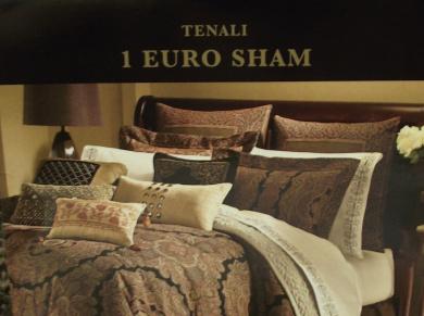 Bombay Tenali Clove Euro Pillow Sham European