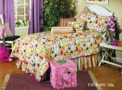 Hallmart Collectibles 29834 Kids Futuristic Girl Euro Sham