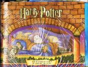 "Harry Potter Standard Pillow Sham ""Cloak of Dreams"" Hogwarts School"
